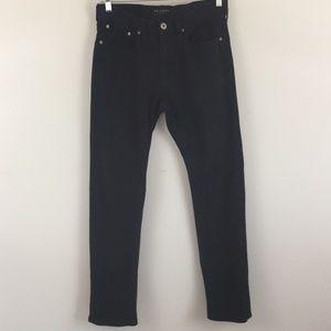 Bullhead Slim Black Jeans Size 31/32